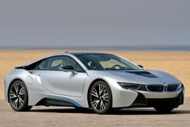BMW i8 seitlich