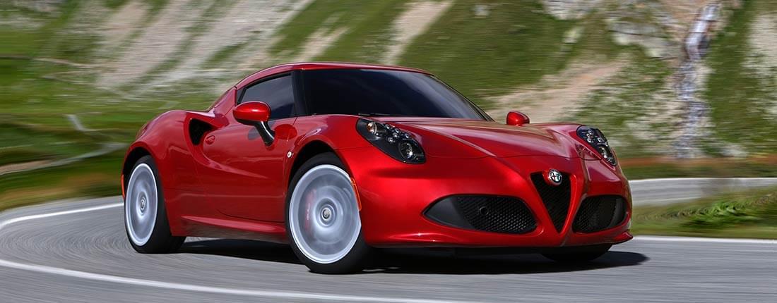 Alfa Romeo 4c Tweedehands Goedkoop Via Autoscout24 Nl Kopen