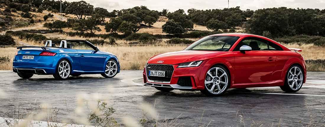 מאוד Audi TT RS - Occasion, Tweedehands auto, Auto kopen - AutoScout24 XL-34