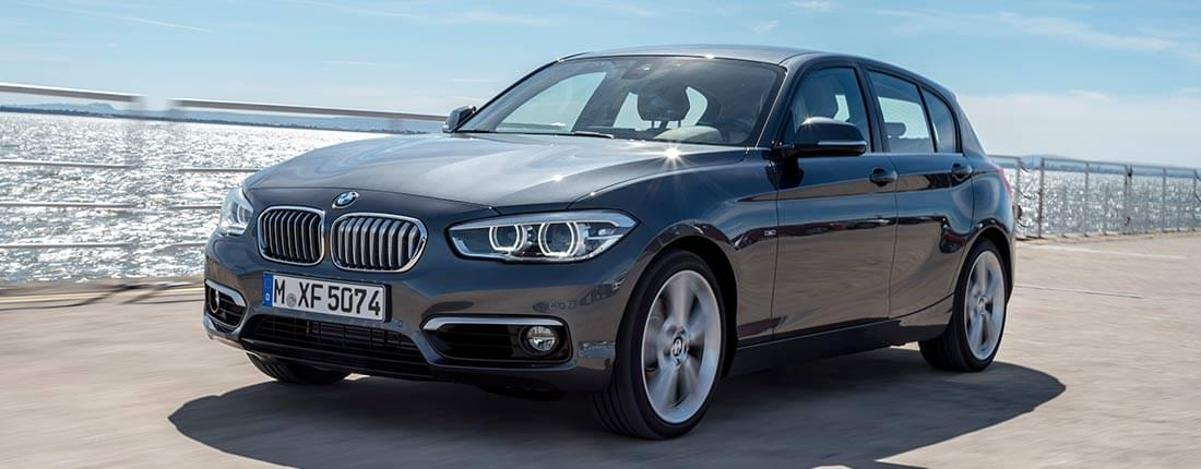 BMW 1 serie 2013