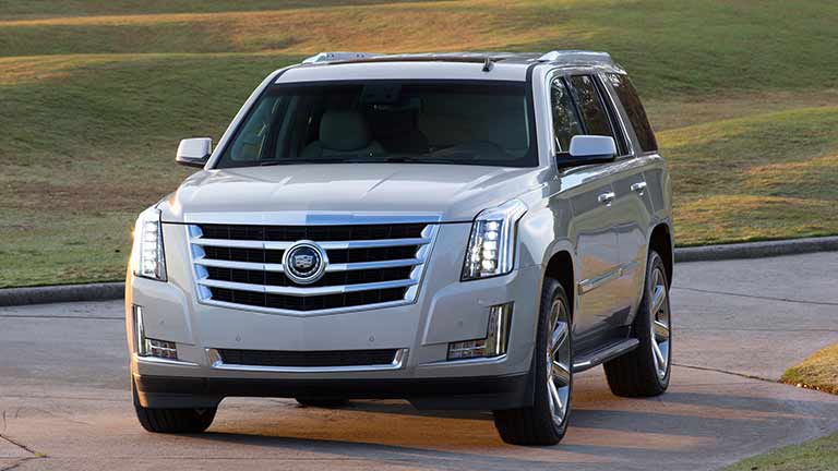 cadillac escalade occasion tweedehands auto auto kopen autoscout24. Black Bedroom Furniture Sets. Home Design Ideas