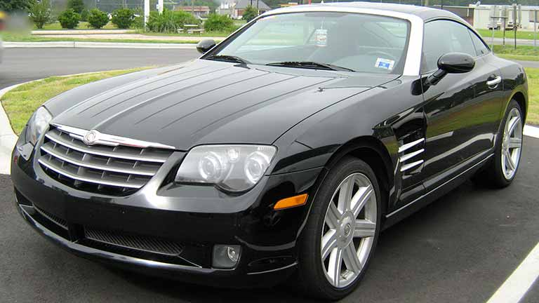 chrysler crossfire occasion tweedehands auto auto kopen autoscout24. Black Bedroom Furniture Sets. Home Design Ideas