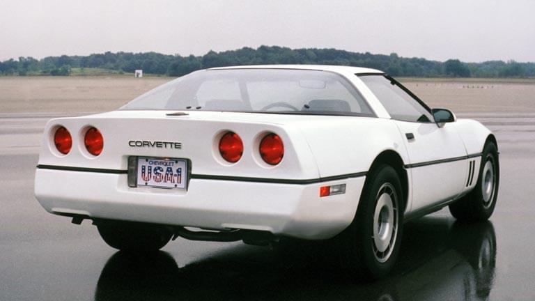 corvette c4 occasion tweedehands auto auto kopen autoscout24. Black Bedroom Furniture Sets. Home Design Ideas