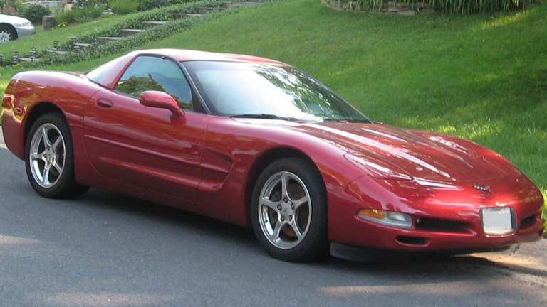 corvette c5 occasion tweedehands auto auto kopen autoscout24. Black Bedroom Furniture Sets. Home Design Ideas
