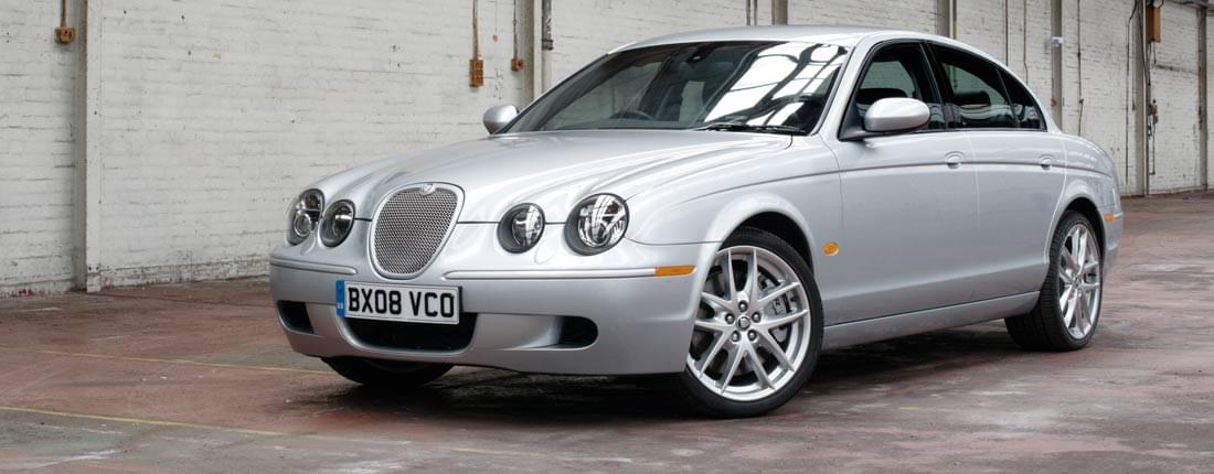 Delightful Jaguar S Type