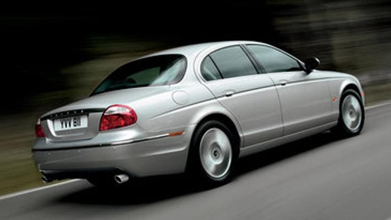 jaguar s type occasion tweedehands auto auto kopen autoscout24. Black Bedroom Furniture Sets. Home Design Ideas