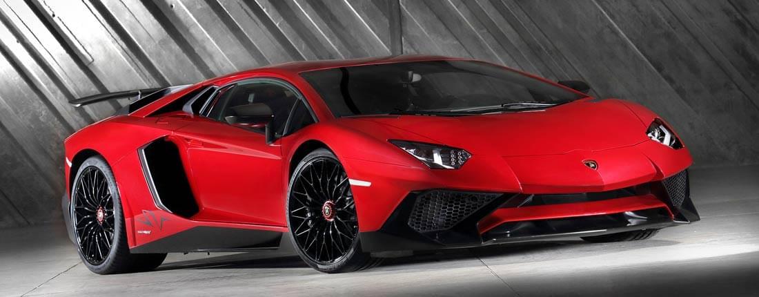 Lamborghini Aventador Informatie Prijzen Vergelijkbare Modellen