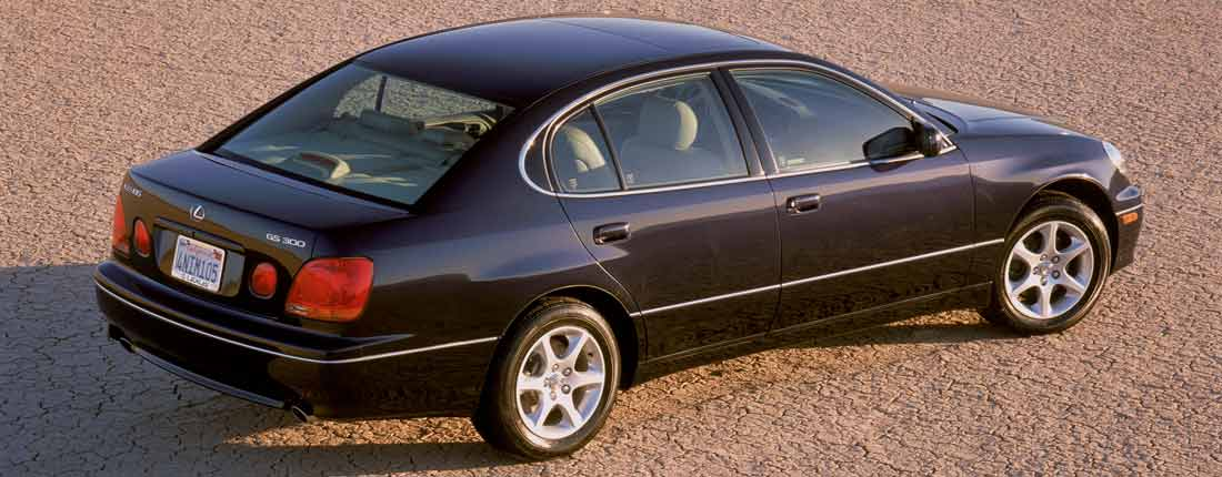 lexus gs 300 occasion tweedehands auto auto kopen autoscout24. Black Bedroom Furniture Sets. Home Design Ideas