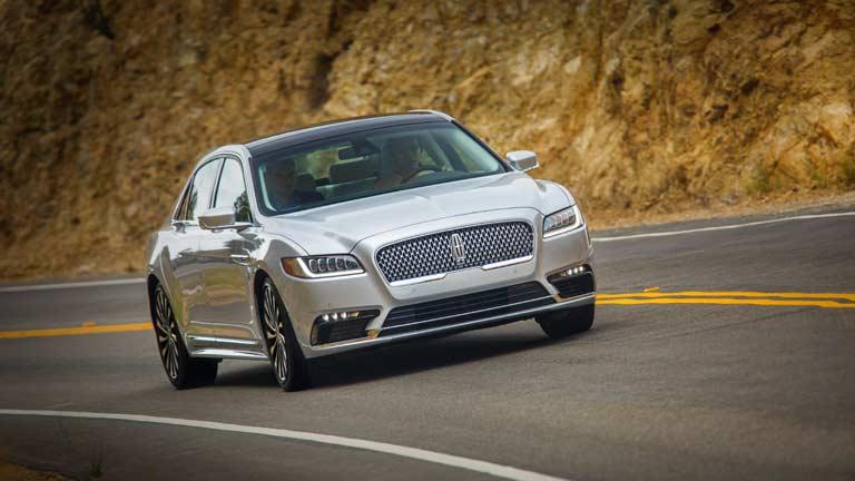Lincoln Continental Occasion Tweedehands Auto Auto Kopen