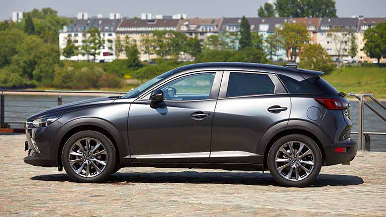 mazda cx 3 occasion tweedehands auto auto kopen autoscout24. Black Bedroom Furniture Sets. Home Design Ideas