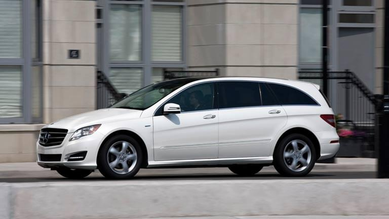 Mercedes Benz R Klasse Informatie Prijzen Vergelijkbare