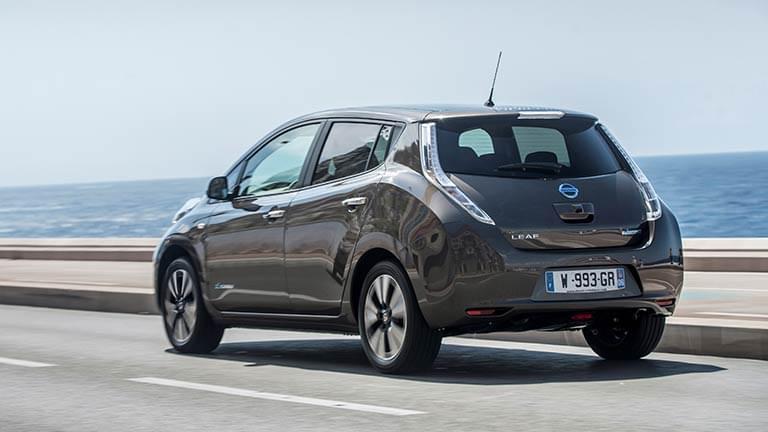 Nissan Garage Rotterdam : Nissan leaf occasion tweedehands auto auto kopen autoscout