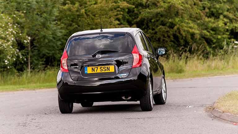 Nissan Note Informatie Prijzen Vergelijkbare Modellen