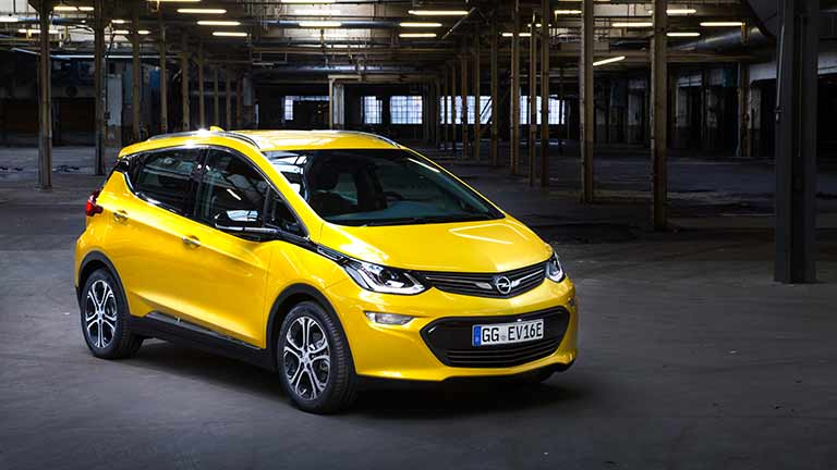 Opel Ampera Occasion Tweedehands Auto Auto Kopen Autoscout24