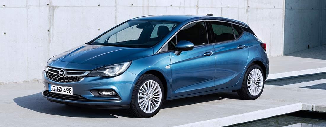 Opel Astra Occasion Tweedehands Auto Auto Kopen Autoscout24