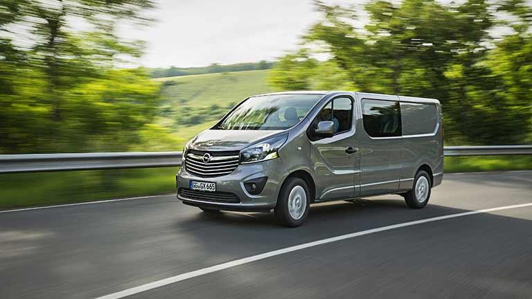 Tylko na zewnątrz Opel Vivaro - informatie, prijzen, vergelijkbare modellen PX38