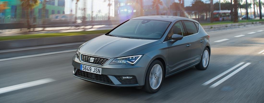 Niewiarygodnie Seat Leon - informatie, prijzen, vergelijkbare modellen - AutoScout24 CL95
