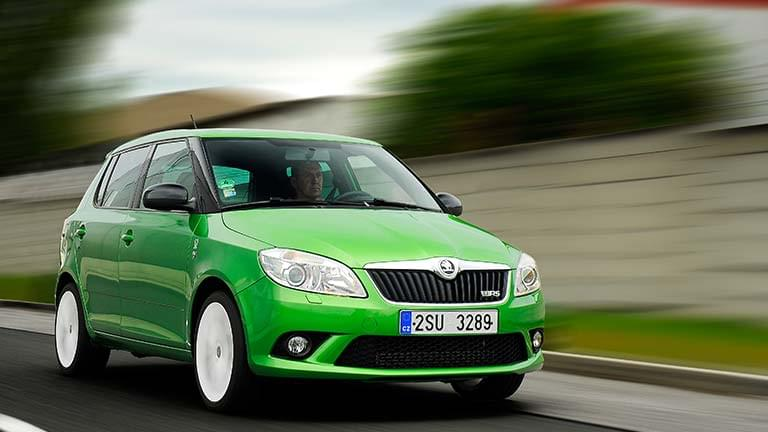 skoda fabia rs occasion tweedehands auto auto kopen autoscout24. Black Bedroom Furniture Sets. Home Design Ideas