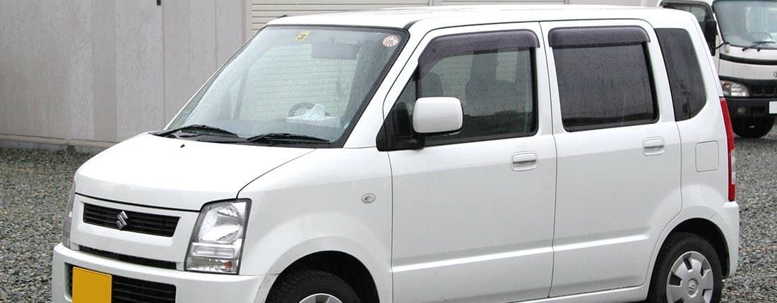 suzuki wagon r  - informatie  prijzen  vergelijkbare modellen