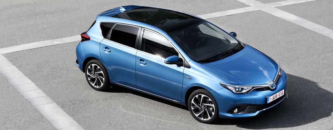 Toyota Auris Informatie Prijzen Vergelijkbare Modellen Autoscout24