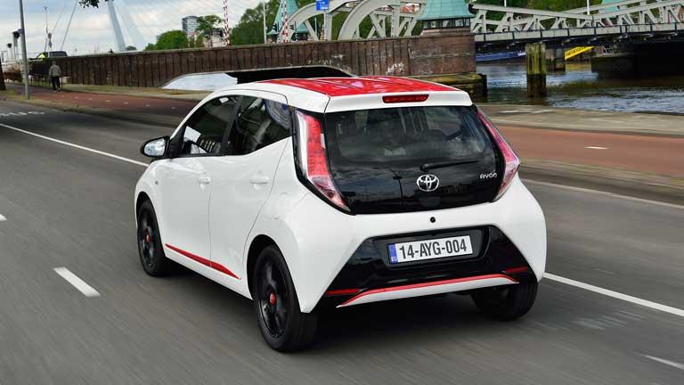 Toyota Aygo Occasion Tweedehands Auto Auto Kopen Autoscout24