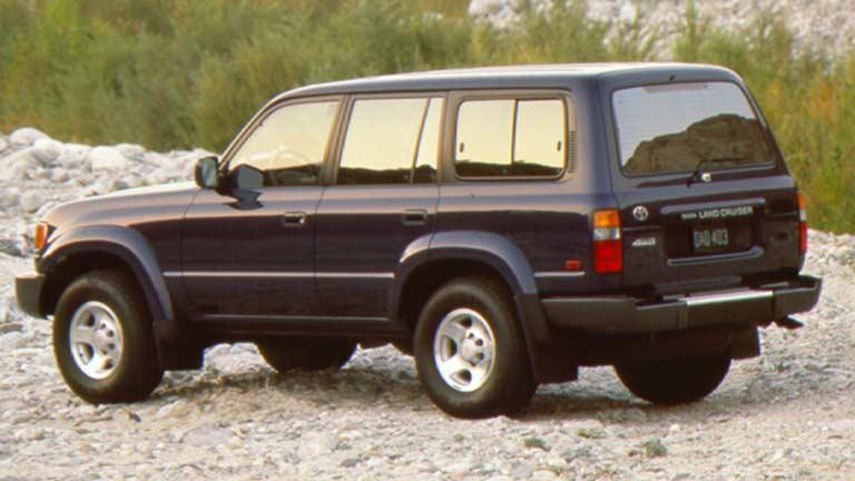 7a73b922586b2a Toyota Land Cruiser - informatie, prijzen, vergelijkbare modellen ...