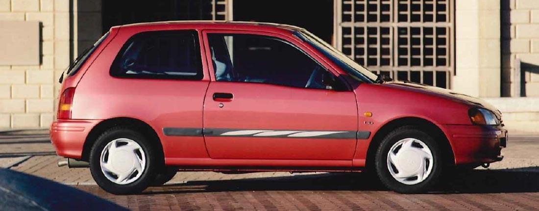 Toyota Starlet Occasion Tweedehands Auto Auto Kopen Autoscout24