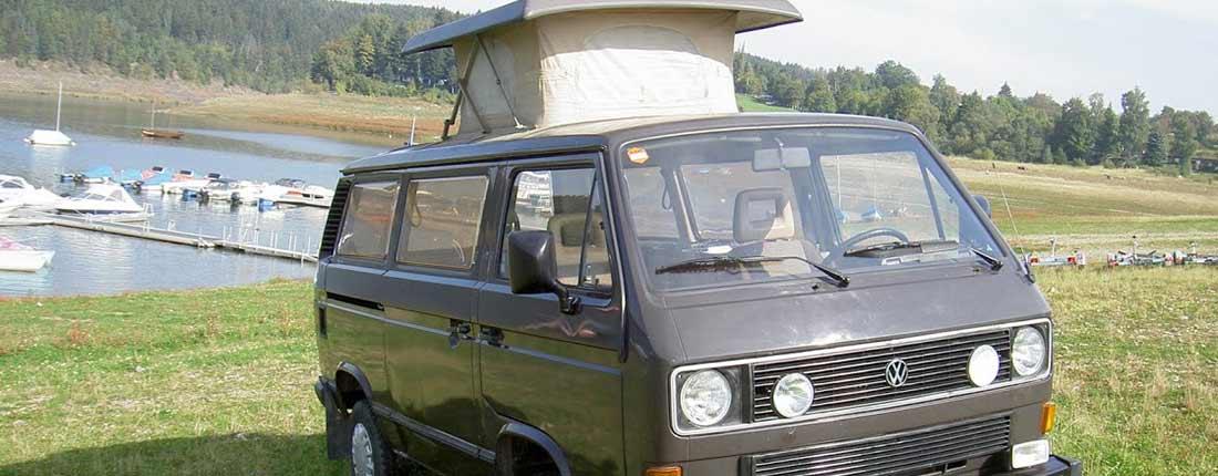 Volkswagen T3 - Occasion, Tweedehands auto, Auto kopen - AutoScout24