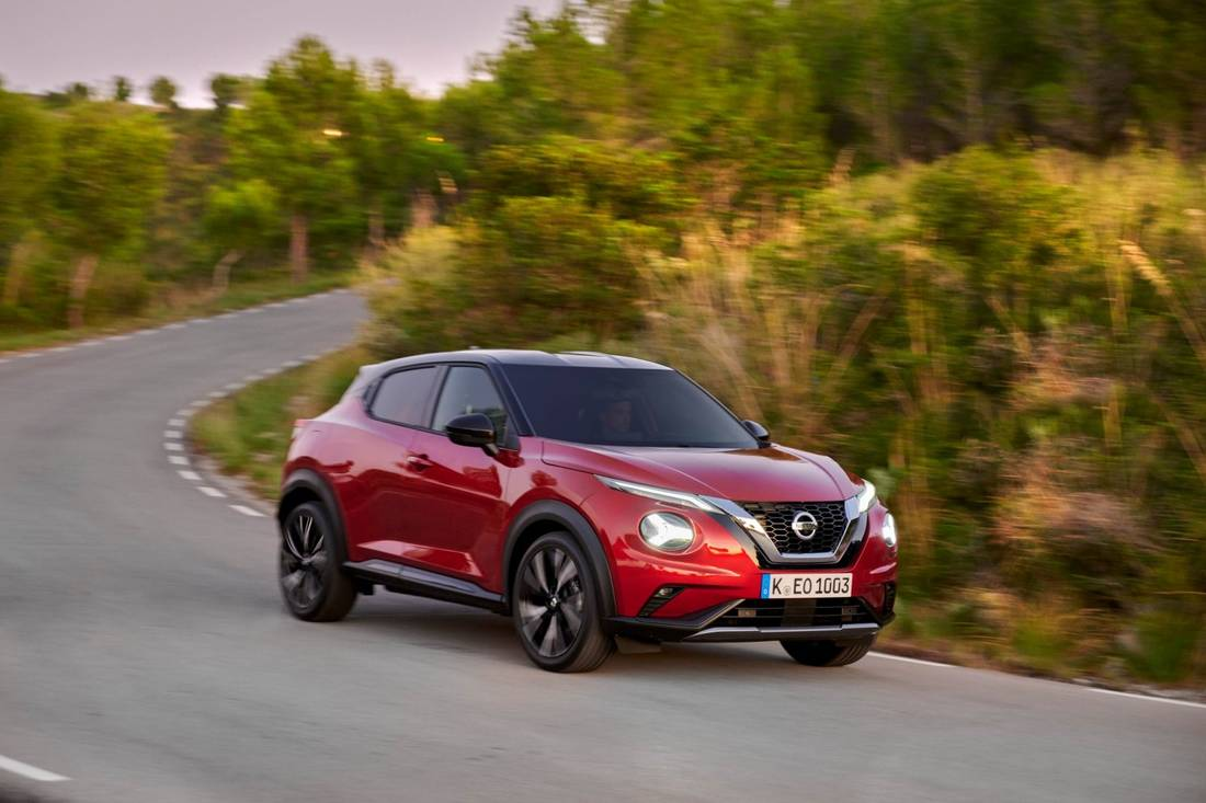 Review Nissan Juke (2019) - AutoScout24