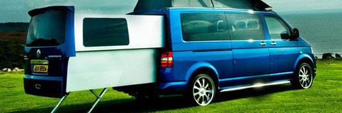 Vw Camper Uitschuifbaar.Nieuws Volkswagen Transporter Camper Autoscout24